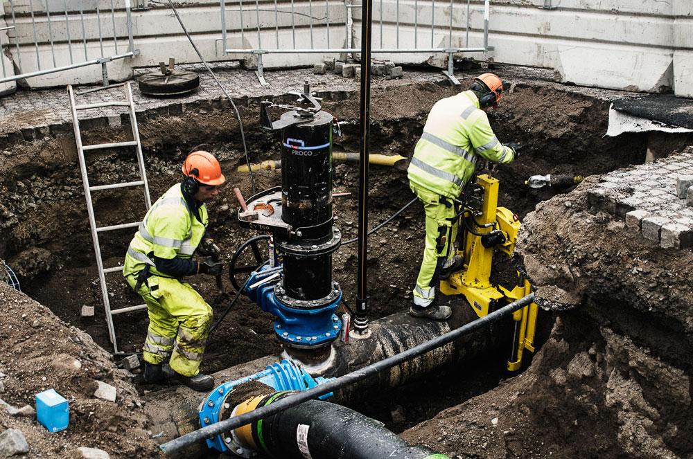 Proco - Stockholm gas