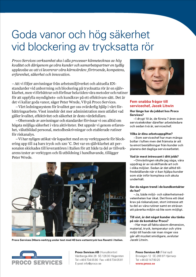 Proco-Services-Nyhetsbrev-Juni-2017