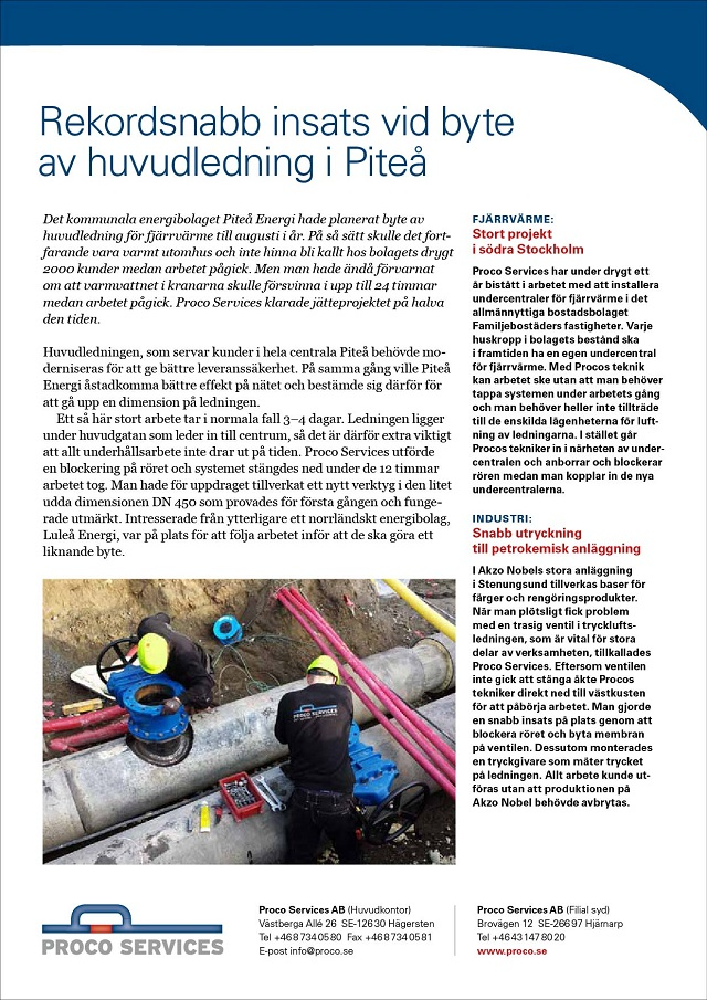 Proco-Services-Nyhetsbrev-Dec-2013