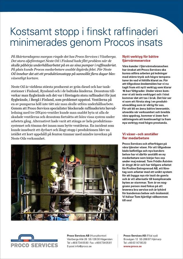 Proco-Services-Nyhetsbrev-Jun-2013
