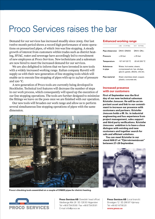 Proco-Services-Newsletter-September-2016