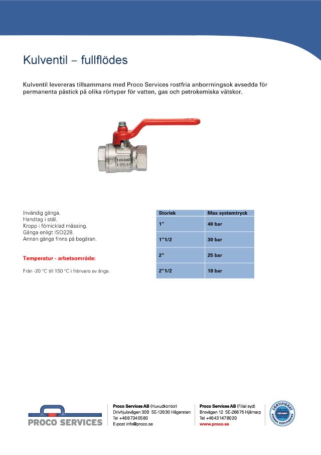 Produktblad_Kulventil_fullflödes